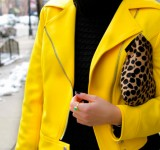 Not So Mellow Yellow – The Spring Jacket